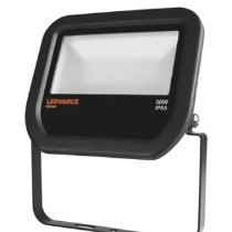 ellitriek Floodlight LED 100° 50W 830 3000K 5000lm warm wit 30.000u IP65 230V zwart